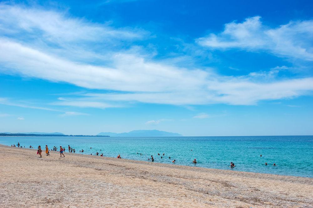 Η Παραλία Χαλικούνας στην Κέρκυρα είναι ανάμεσα στις 10 ασφαλέστερες της Ευρώπης