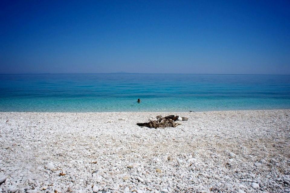 Αμμουδιά παραλία Κουτσουπιάς