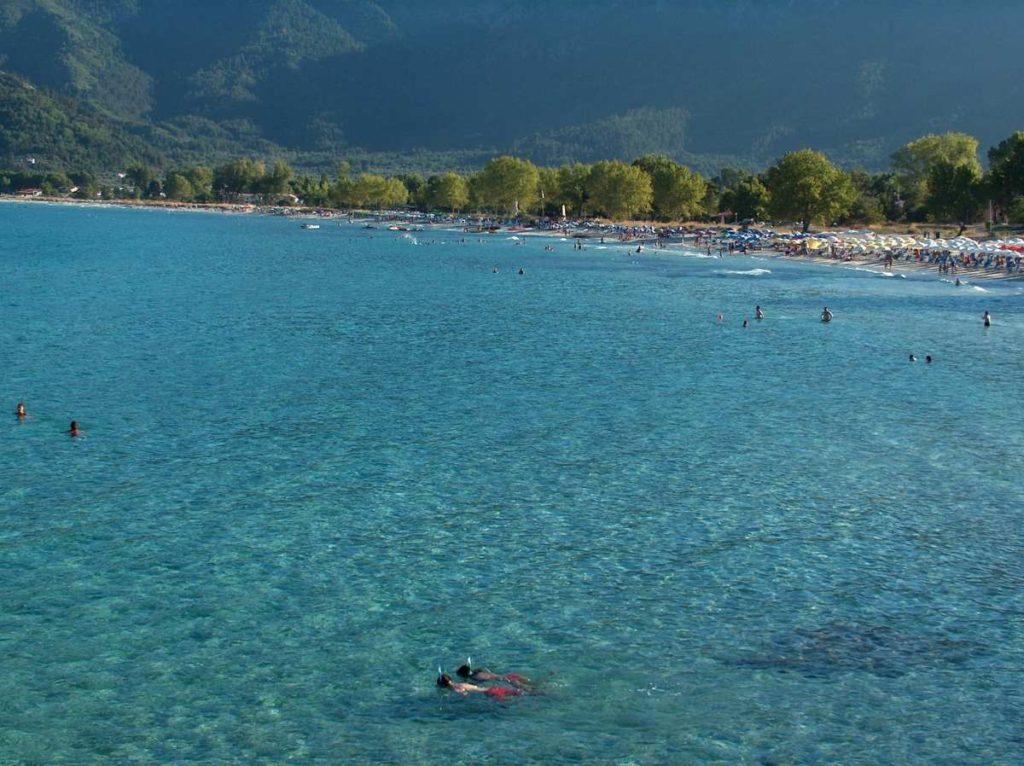Παραλία Οφρυνίου, Θεσσαλονίκη