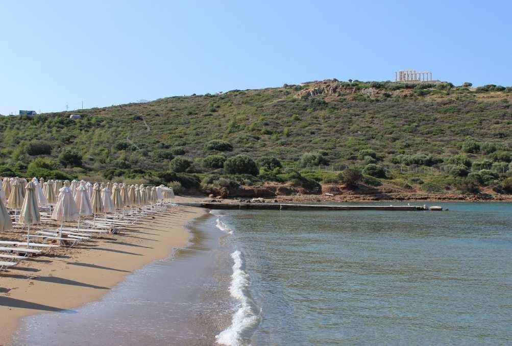 Παραλία Σουνίου