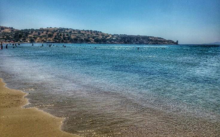 Παραλία Χάρακας