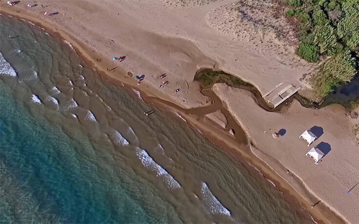 Παραλία Χρυσής Ακτής, Πελοπόννησος