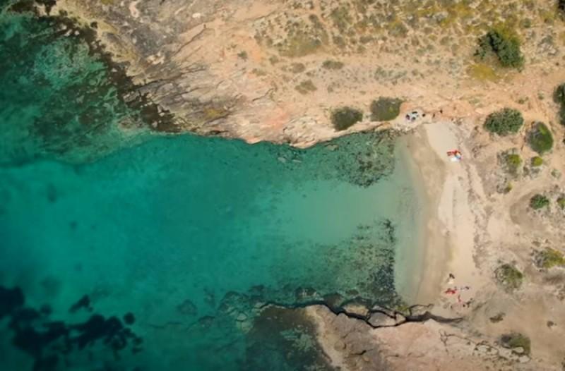 Παραλία Χαμολιά