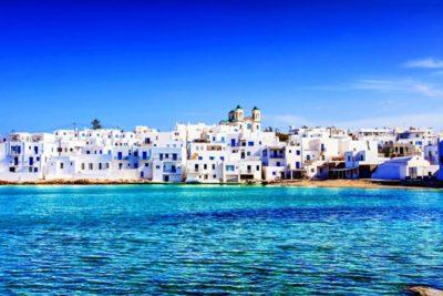 Η Πάρος αναδεικνύεται ως το καλύτερο νησί της Ευρώπης!