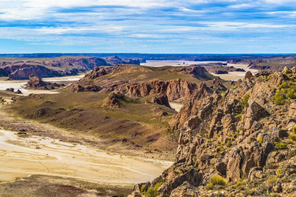 Έρημος Παταγονίας