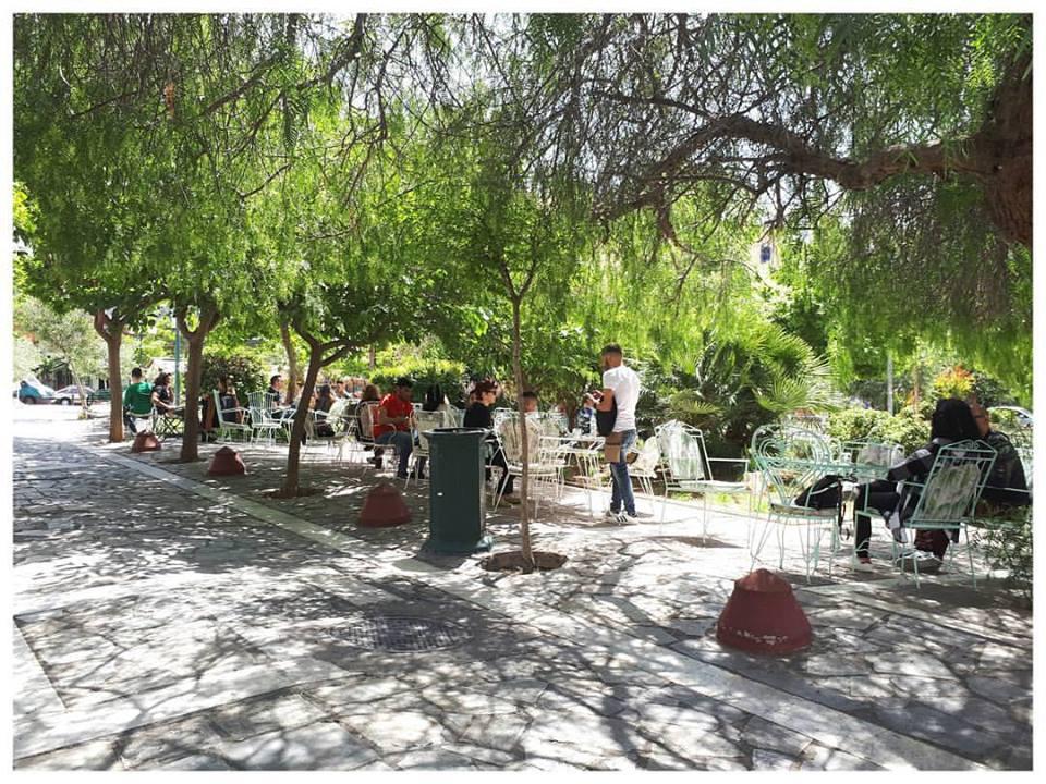 Εντυπωσιάζει η νέα Ομόνοια..αλλά εμείς σας βρήκαμε άλλες 10 πανέμορφες πλατείες στην Αθήνα