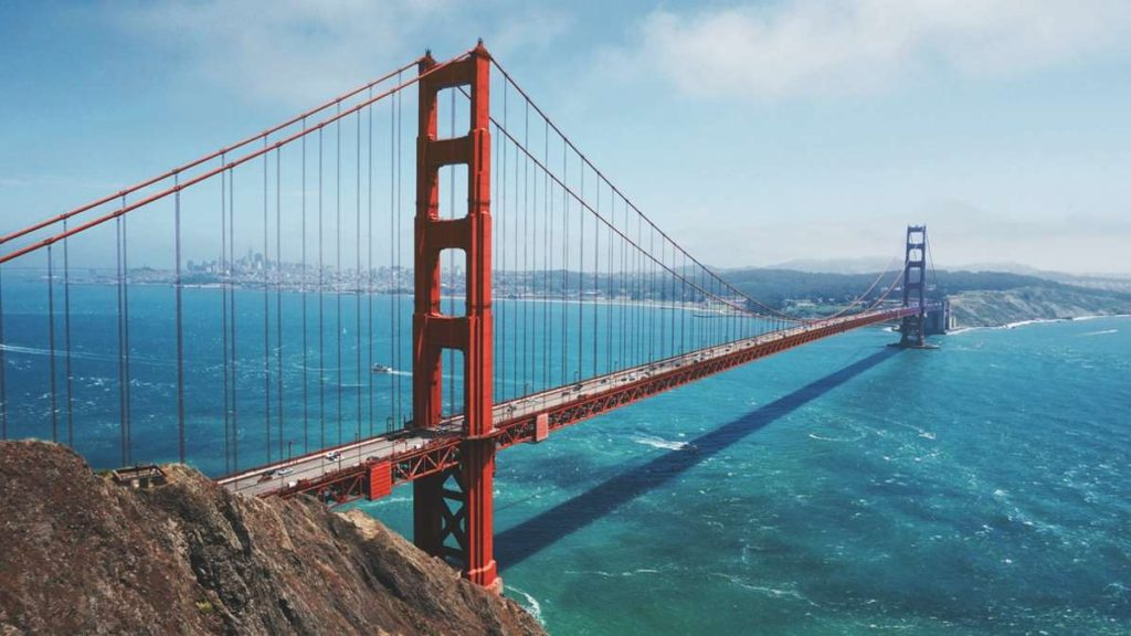Γέφυρα, Σαν Φρανσίσκο