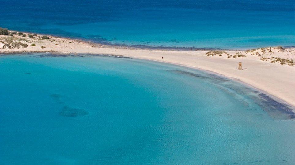 Παραλία Σίμος, Ελαφόννησος