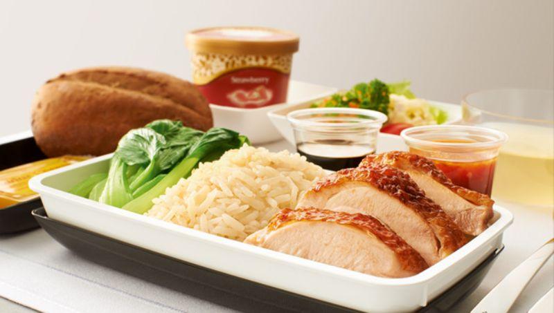 Οι σεφ της Singapore Airlines έχουν δικά τους εστιατόρια με αστέρια Michelin