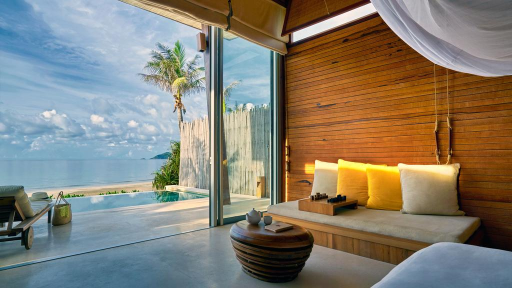 Six Senses Con Dao δωμάτιο με πισίνα