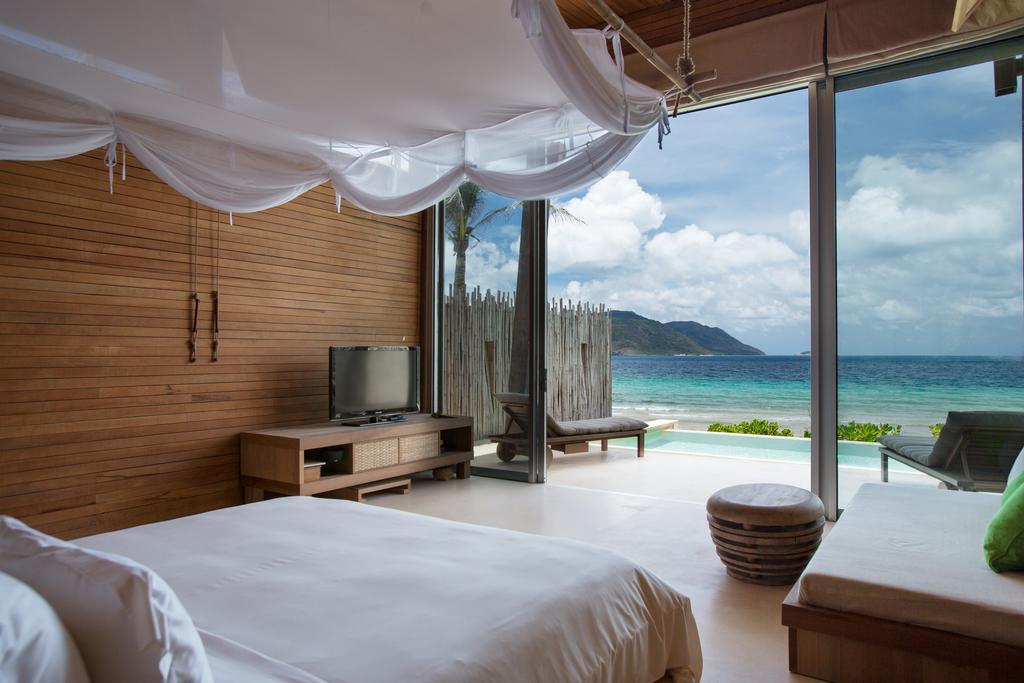Six Senses Con Dao, θέα από το δωμάτιο