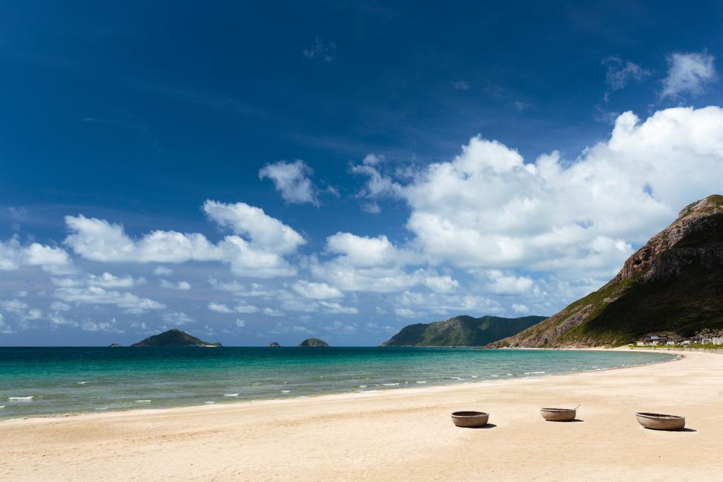 Six Senses Con Dao παραλία με αμμουδιά