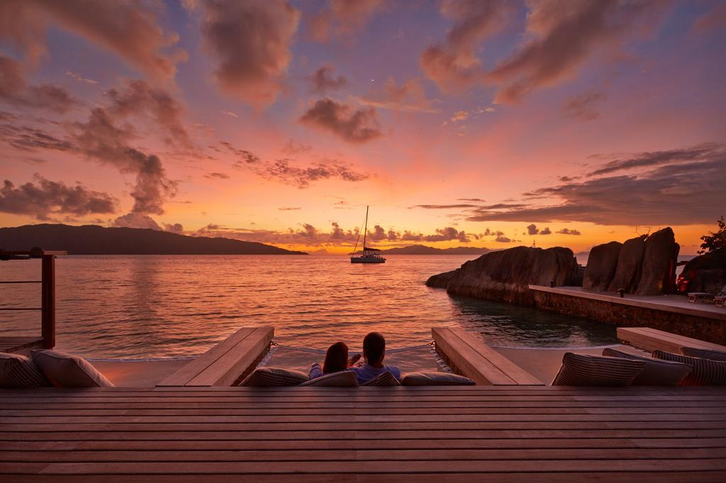 Six Senses Pasyon ηλιοβασίλεμα