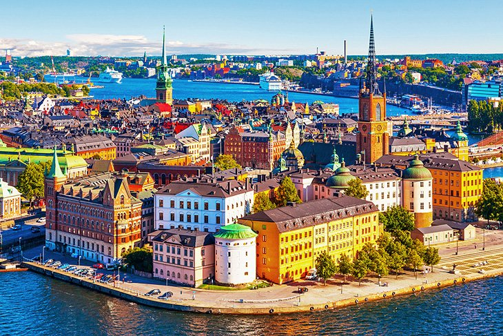 Παλιά Πόλη της Στοκχόλμης