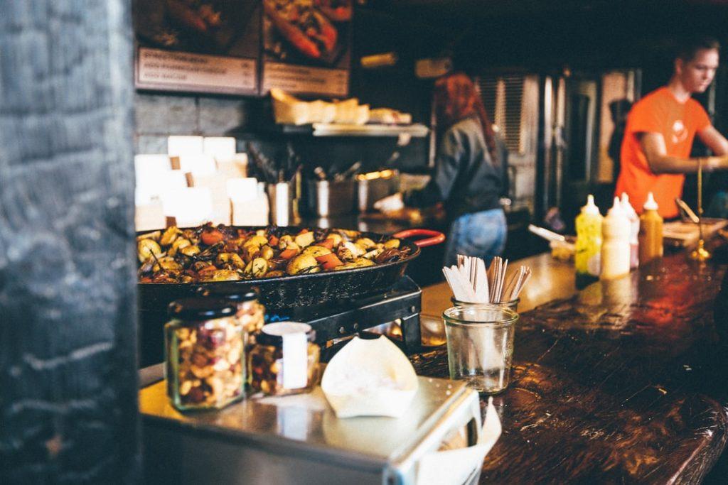 Street Food, Δανία
