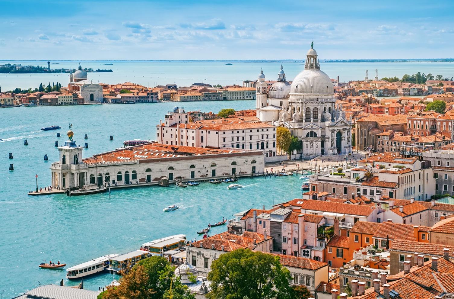 Το λιμάνι της Βενετίας
