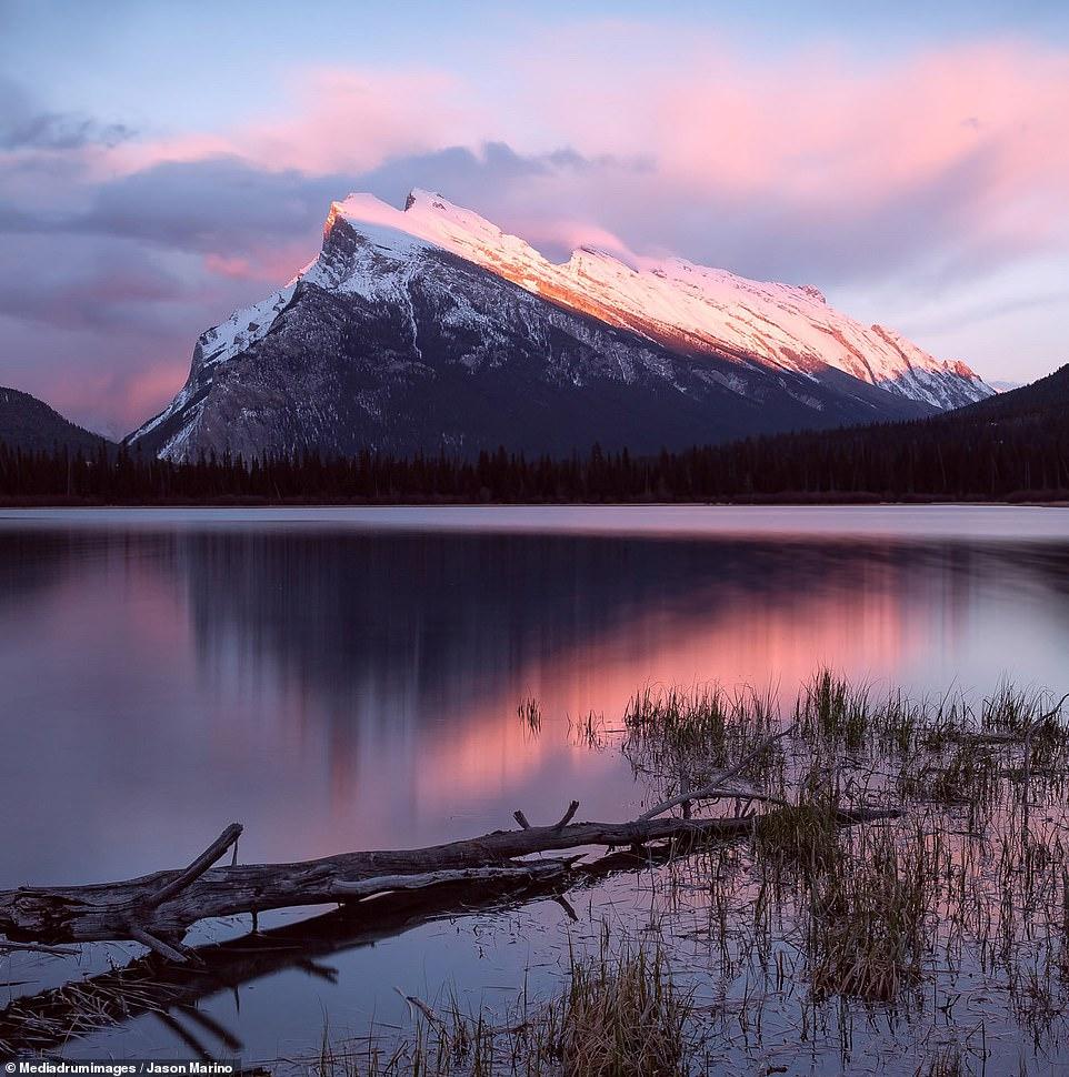 Vermillon Lake, Alberta