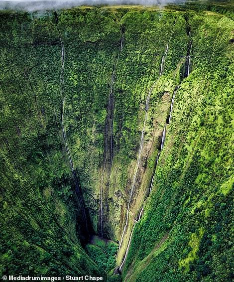 Καταρράκτες, Χαβάη