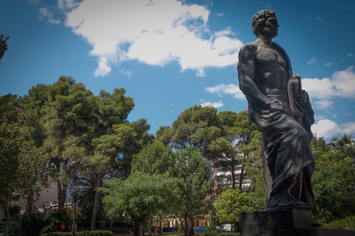 Άγαλμα Λυκούργου
