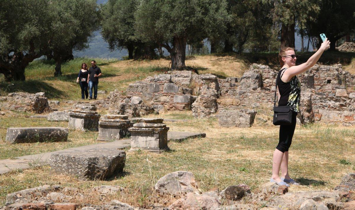 Ακρόπολη Αρχαίας Σπάρτης