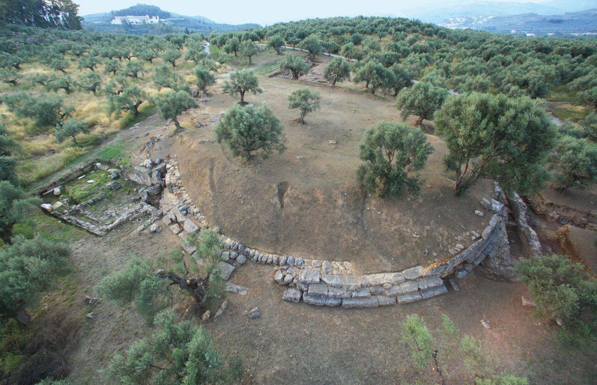 Κυκλοτερές, Αρχαία Σπάρτη