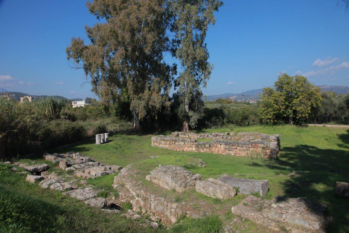 Ιερό Ορθίας Αρτέμιδας Σπάρτη