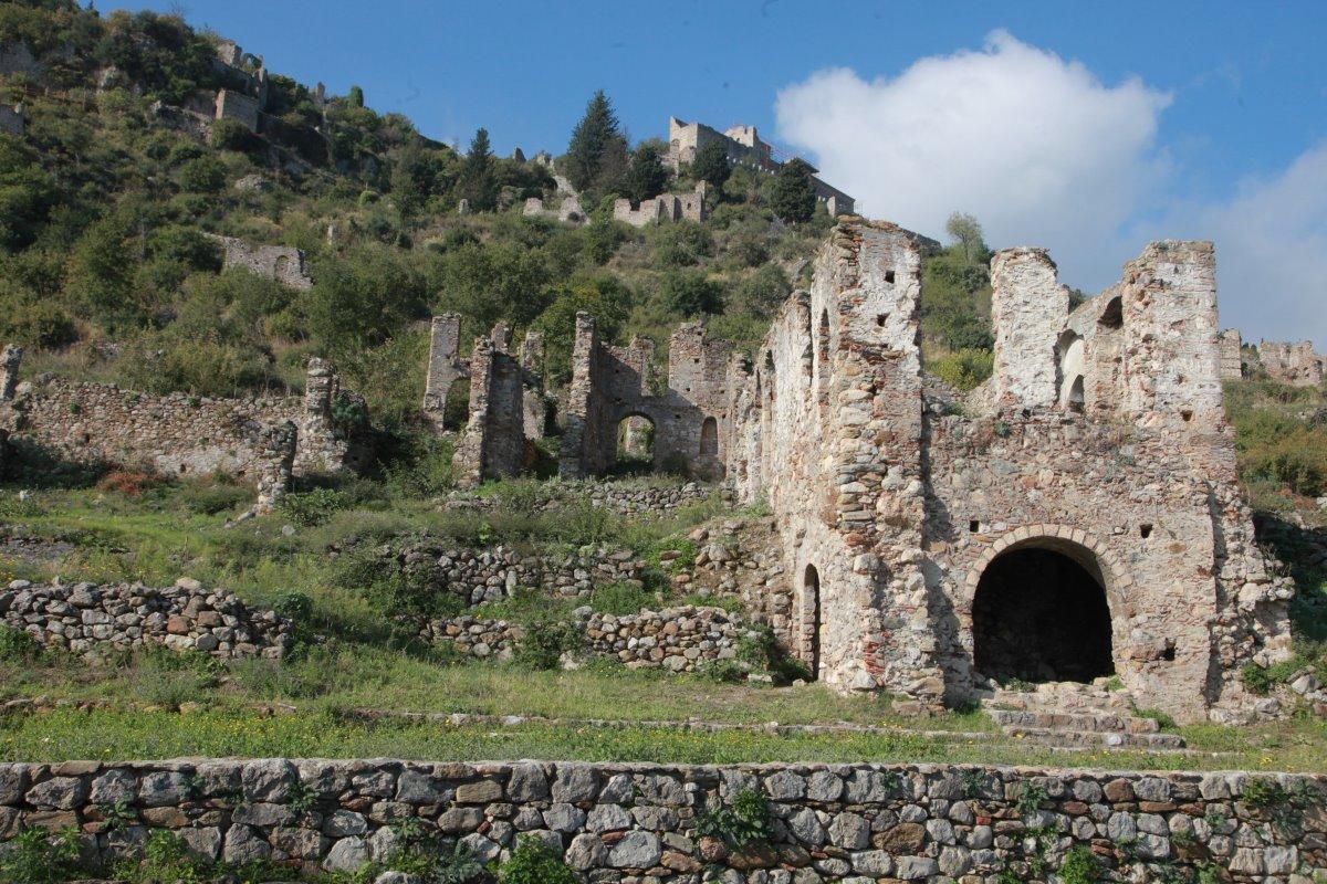 Κάστρο του Μυστρά