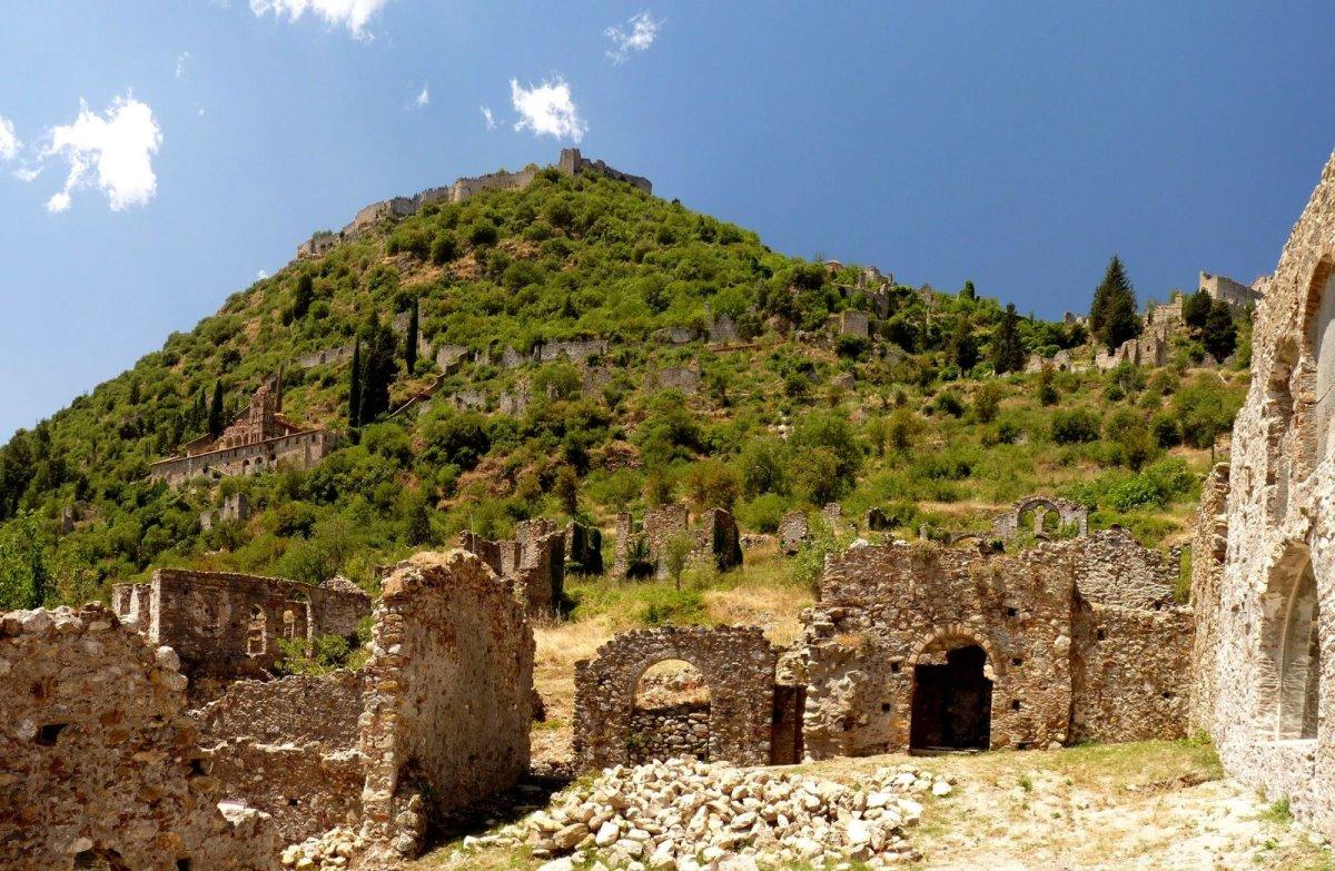 Κάστρο Μυστρά