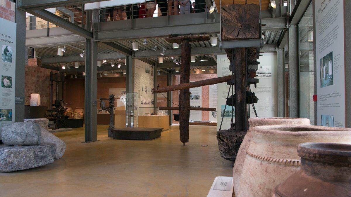 Μουσείο Ελιάς κι Ελληνικού Λαδιού