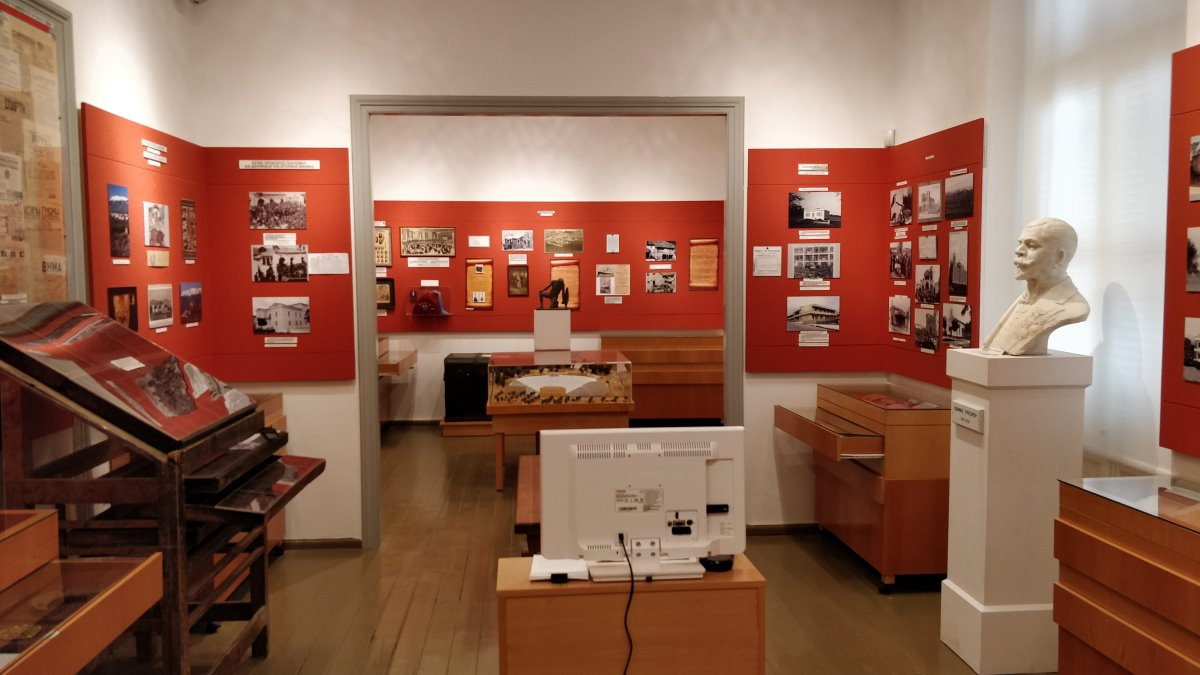 Μουσείο Νεότερης Σπάρτης