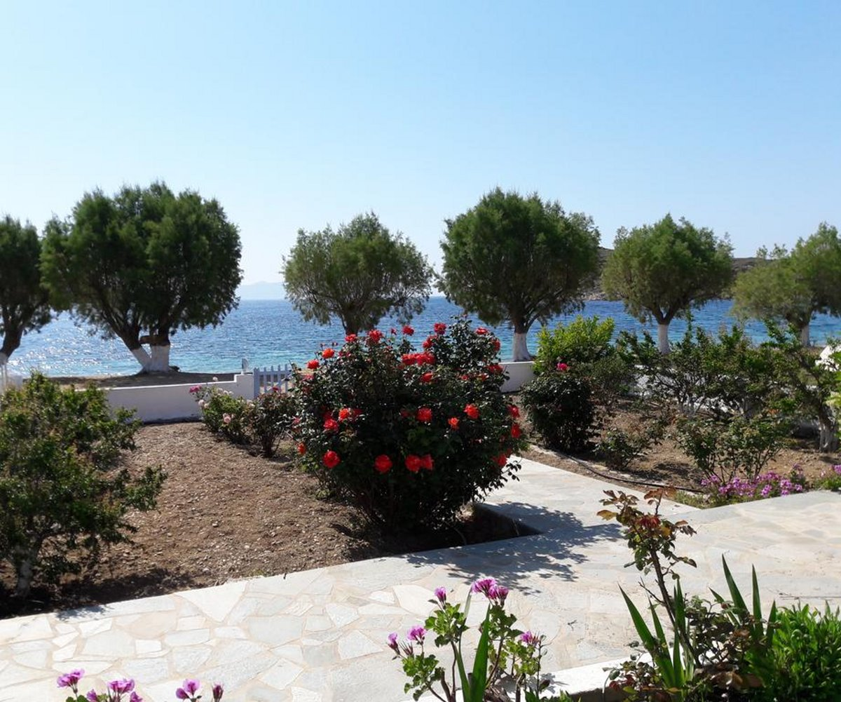 Γαλάζιο Σέριφος Κήπος