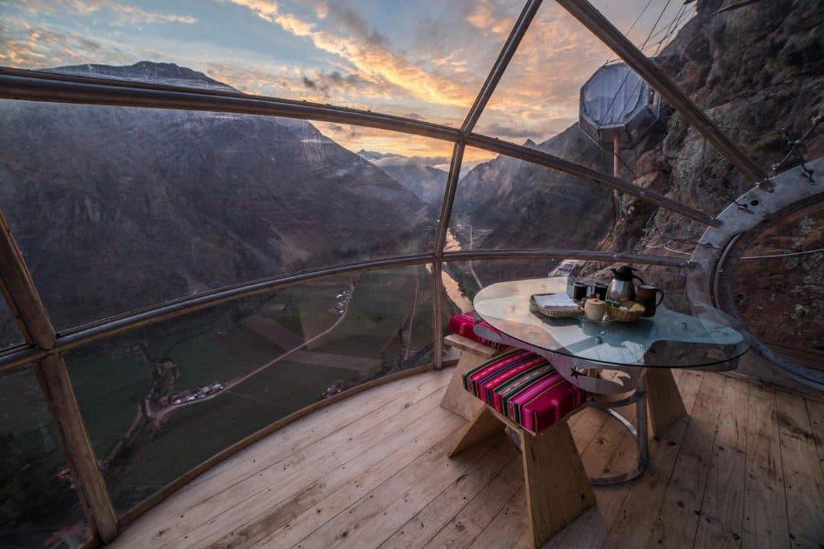 απομονωμένο Airbnb στο Περού