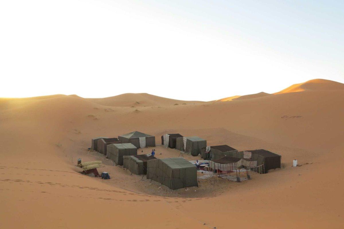 Απομονωμένο Airbnb στο Μαρόκο