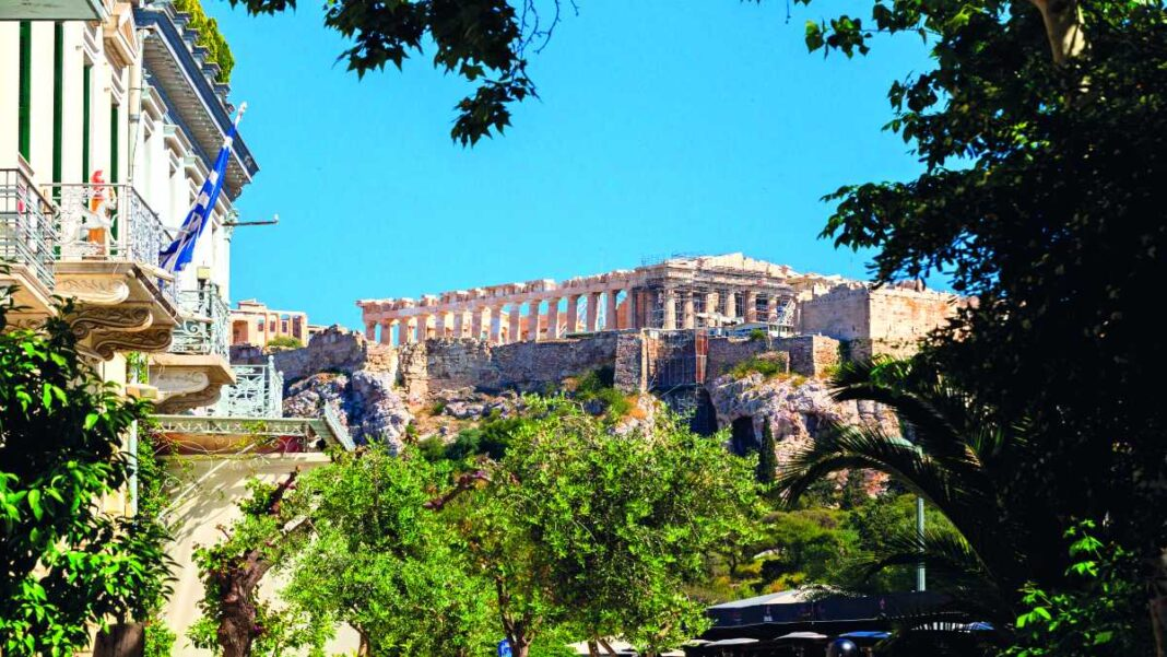 Αθήνα- Θησείο
