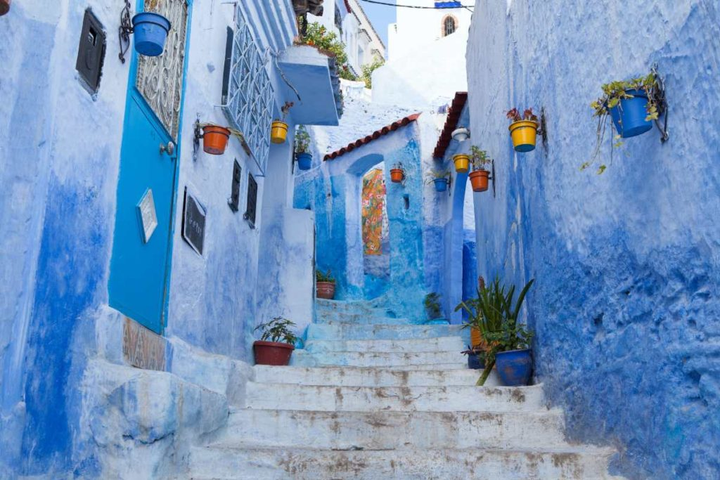 Chefchaouen, Morocco's Blue Streets