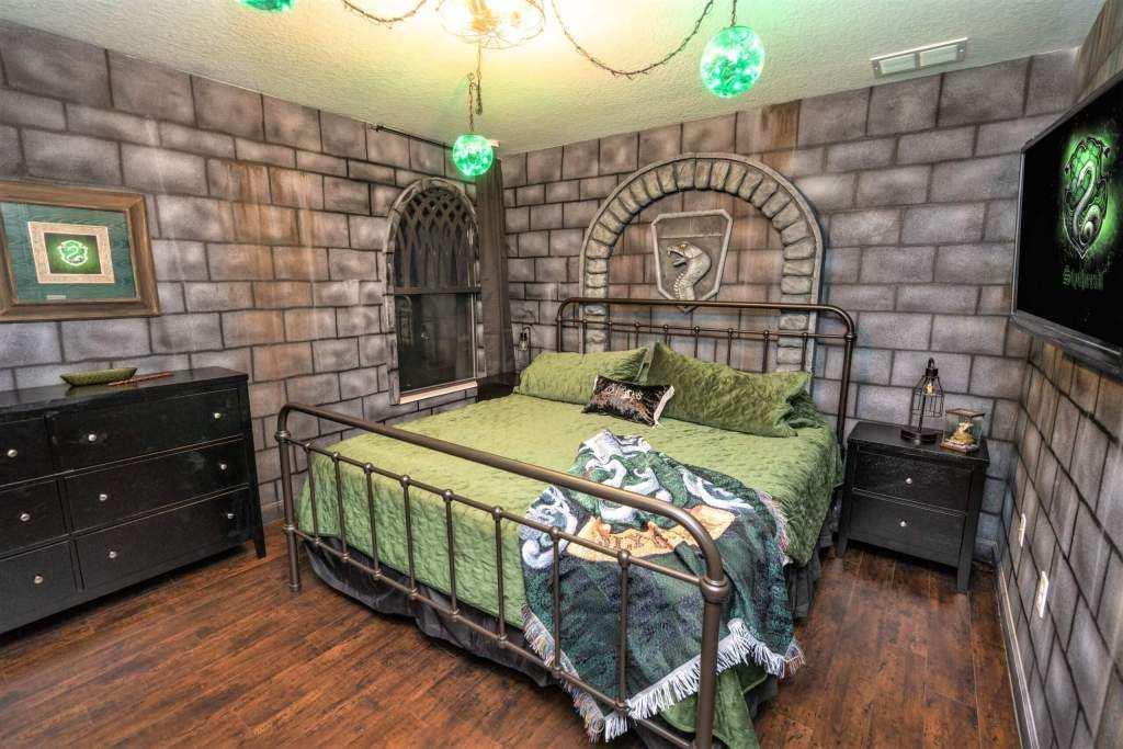 Harry Potter δωμάτιο