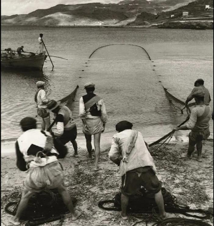 Ψαράδες Μύκονος