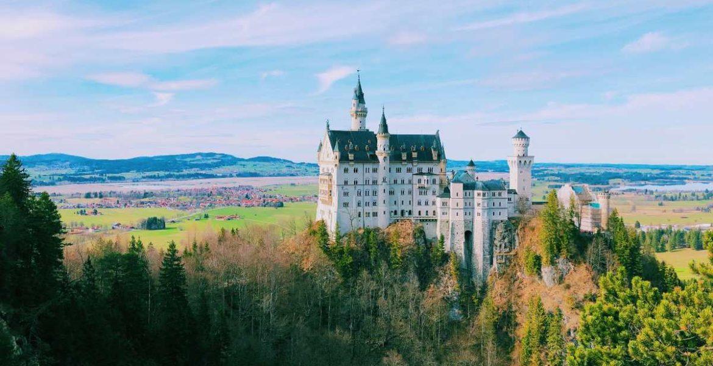 Τα 10 ωραιότερα παλάτια & κάστρα της Ευρώπης!