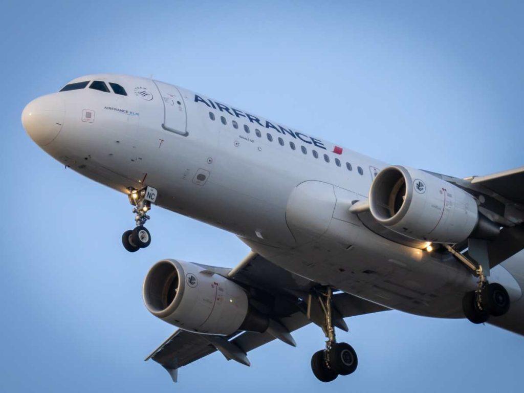 Air France αεροπλάνο