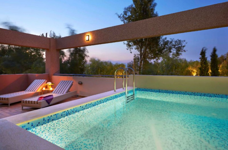 Alkyon ξενοδοχείο ιδιωτική πισίνα