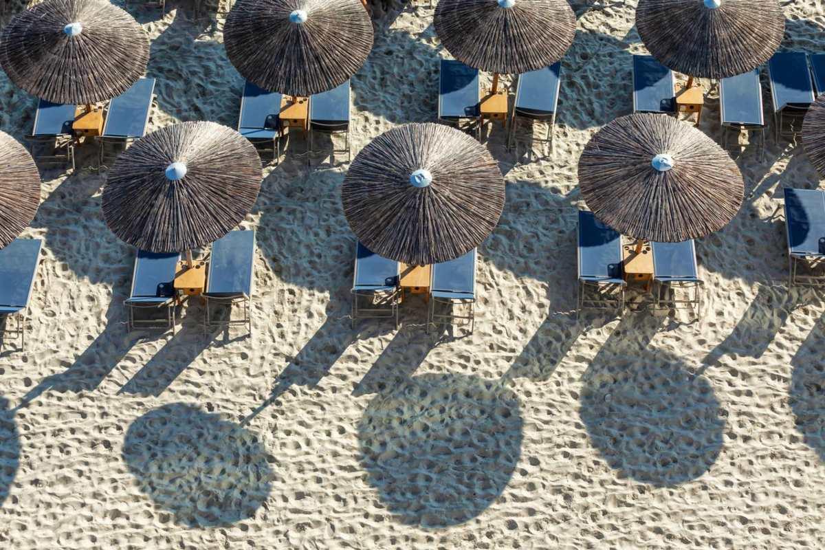 Άμμων Ζευς παραλία