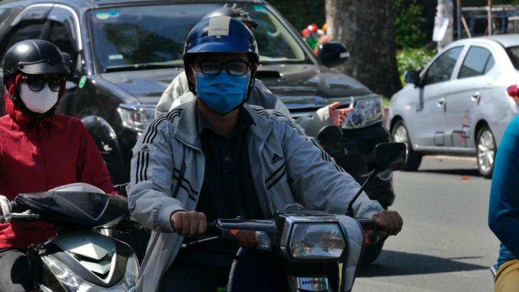 Άνθρωποι με μάσκες, Βιετνάμ