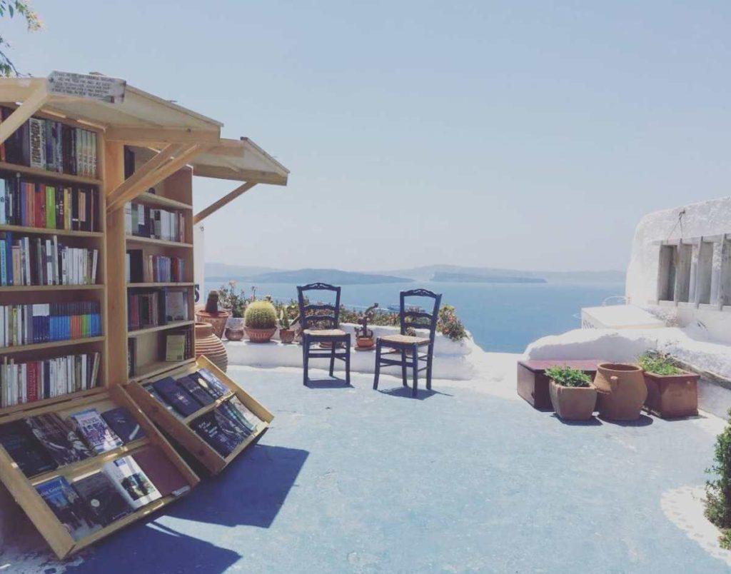 Atlantis θέα, Σαντορίνη