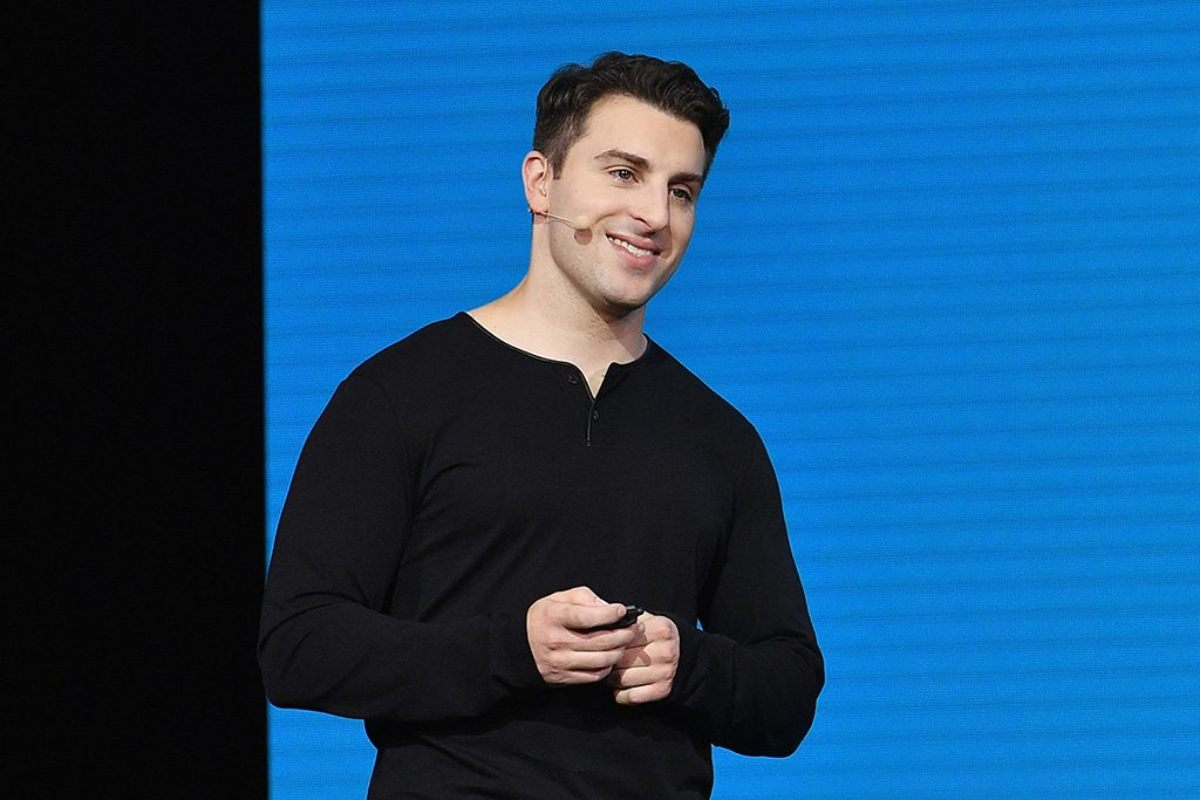 AIRBNB CEO, Brian Chesky