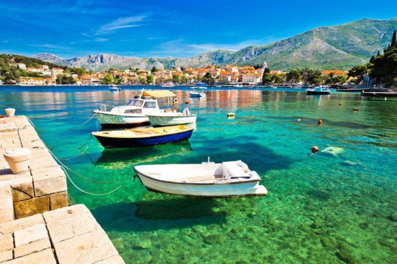 Καβτάτ, Κροατία