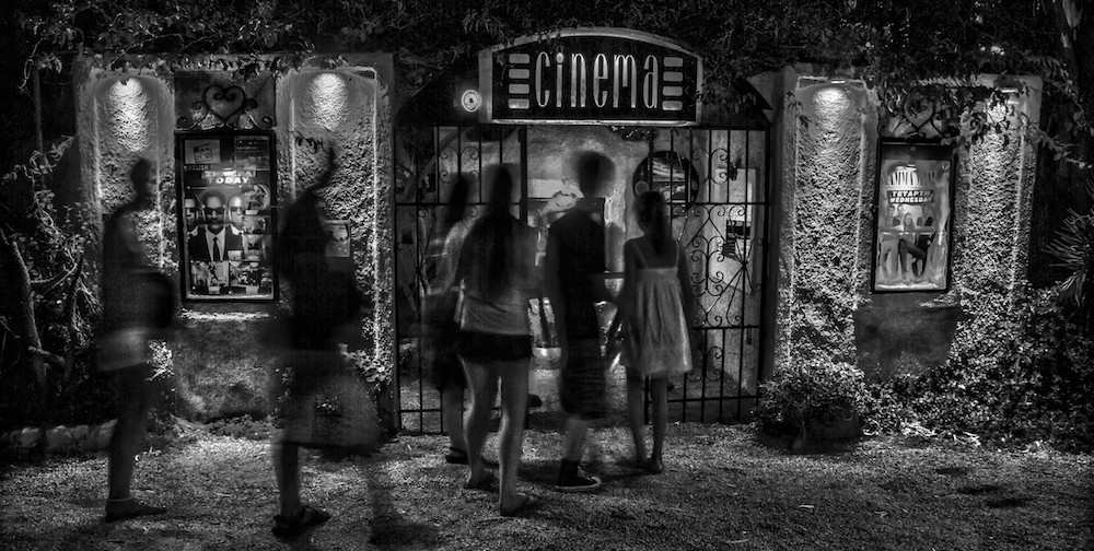 Cinema, Σαντορίνη