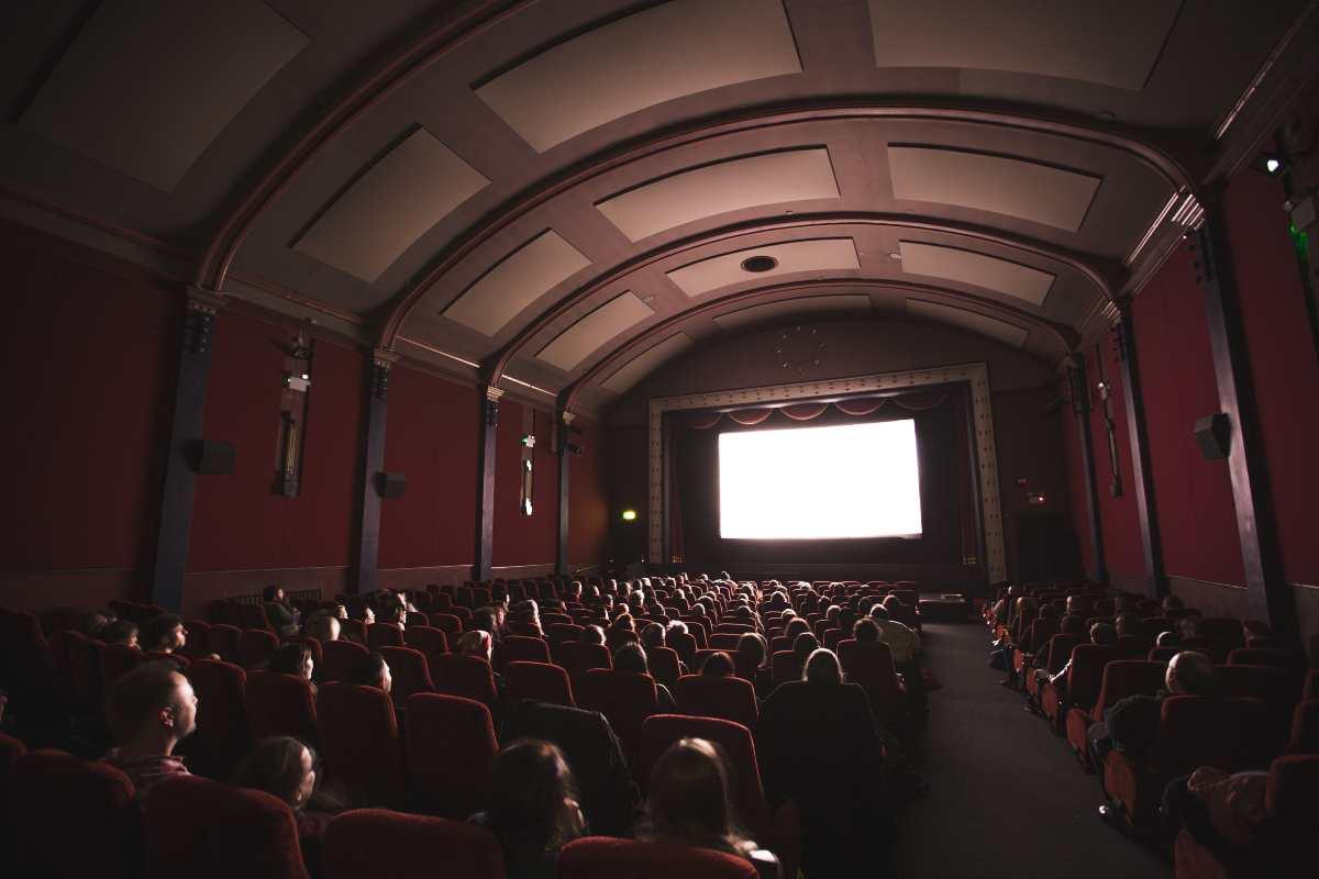 αίθουσα σινεμά