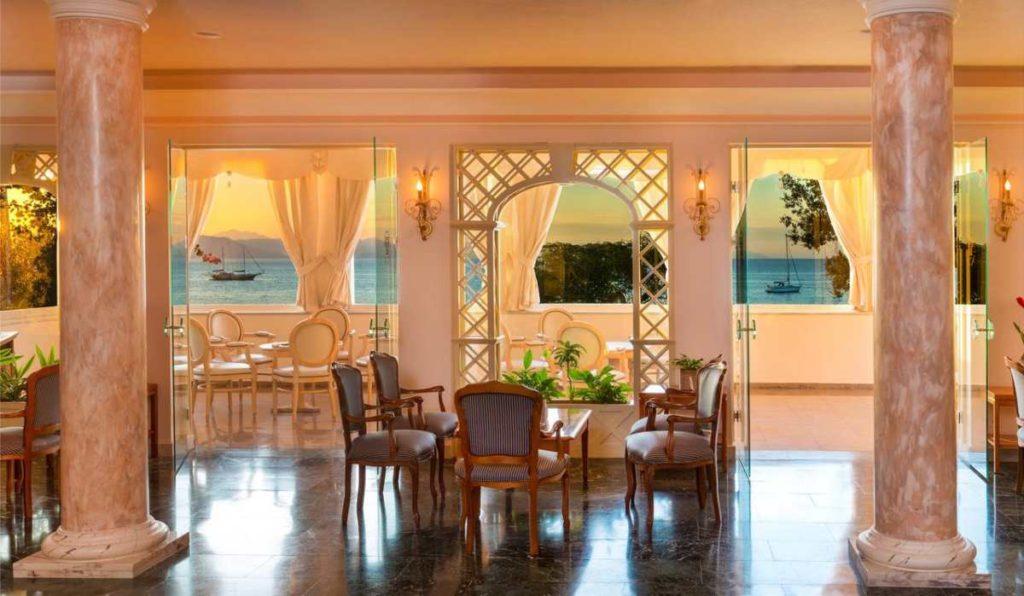 Corfu Palace Hotel εστιατόριο
