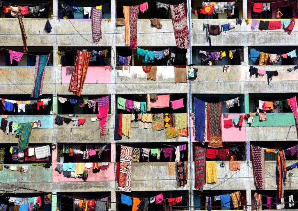 Μπανγκλαντες κτήρια