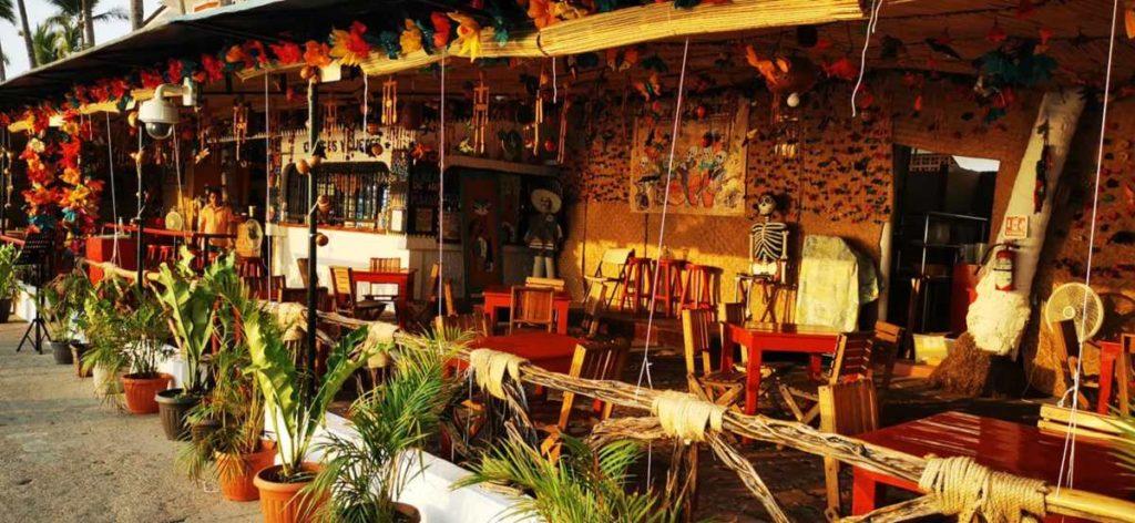 μπαρ στο Μεξικό